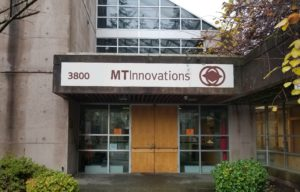 Exterior of MT Innovations
